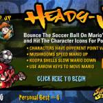 Juego de fútbol con Mario Strikers