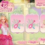 Juego de atención con Barbie Bailarina