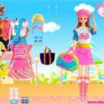 Juego de moda para Barbie Mimi