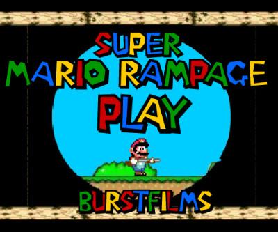 Juego tiros Mario