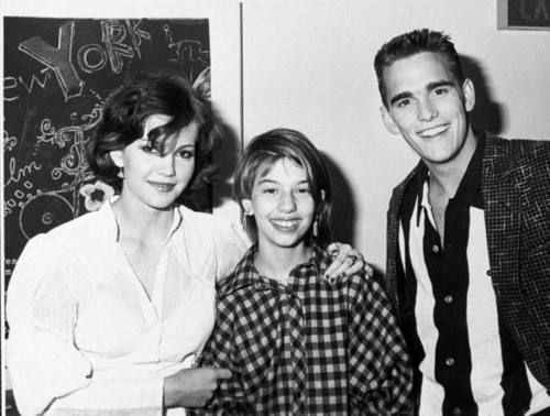 Matt Dillon Sofia Coppola Diane Lane 1983