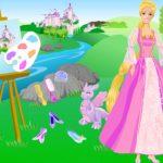 Moda para Barbie Rapunzel