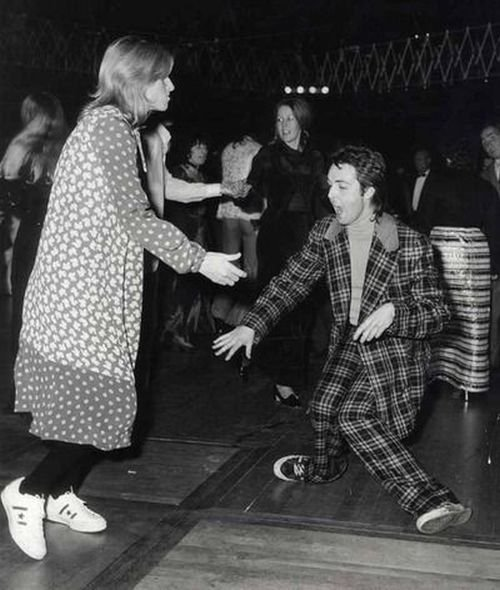 Paul McCartney Linda