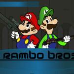 Rambo Bros, el rescate de Peach