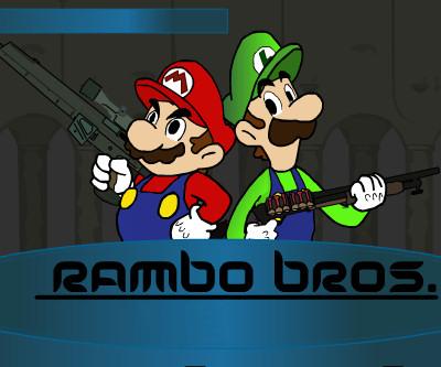 Rambo Bros rescate Peach