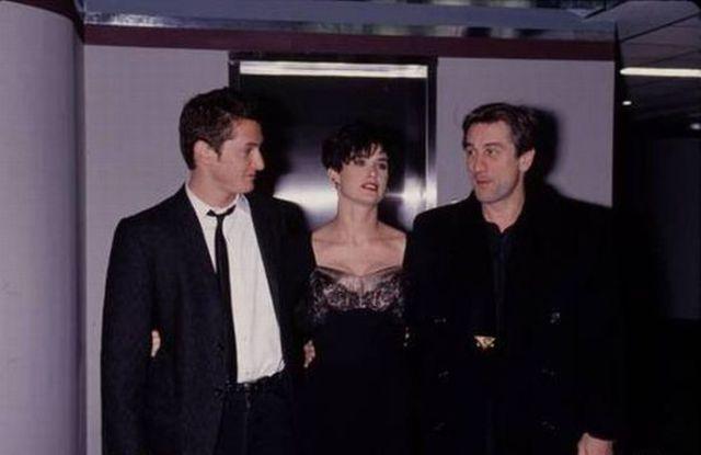 Sean Penn Demi Moore Robert De Niro