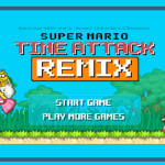 Super Mario Time Attack