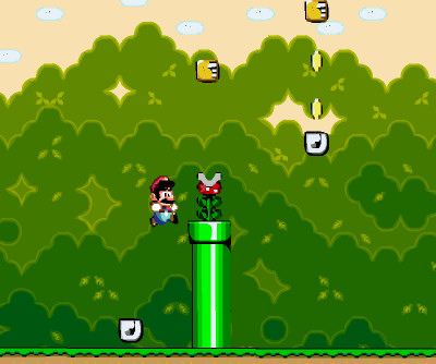 Super Mario World ordenador