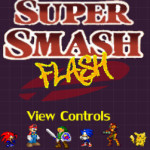 Super Smash Flash (Super Smash Bros Melee)