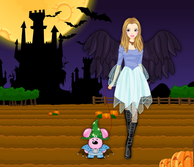 Trajes Halloween Barbie