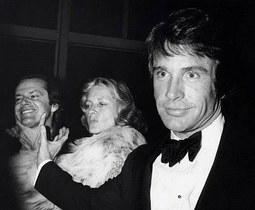 Warren Beatty Jack Nicholson