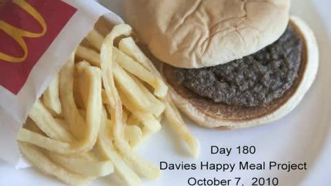 hamburguesa patatas mcdonalds tras seis meses