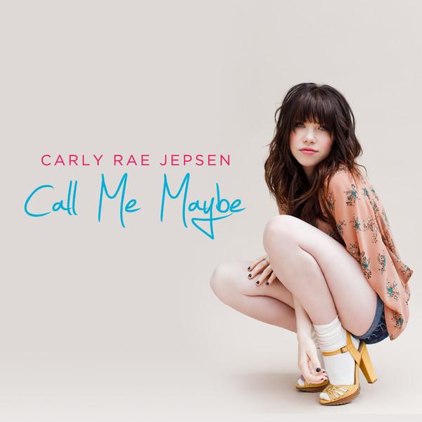 Carly Rae Jepsen Call Me Maybe single