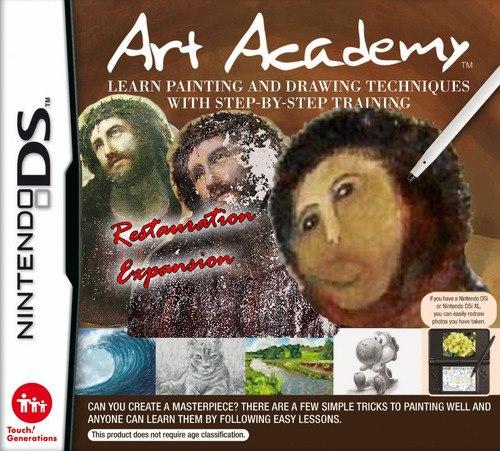 ecce homo art academy