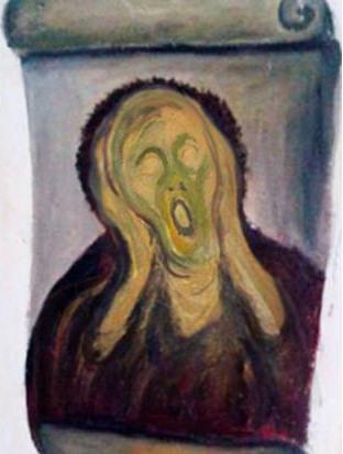ecce homo el grito