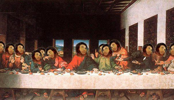 ecce homo la ultima cena