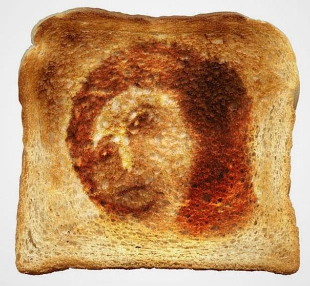ecce homo tostada