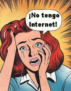 internet fallos linea adsl