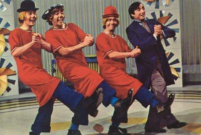 los payasos de la tele circo eurovision
