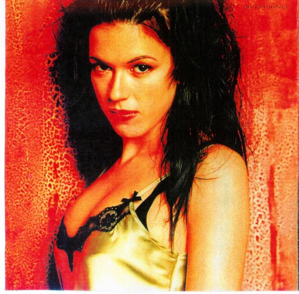 princessa calling you album 1997 inlay