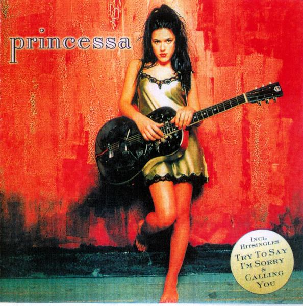 princessa calling you album 1997