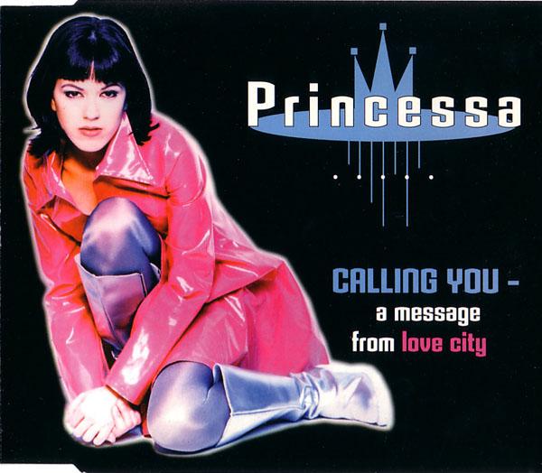 princessa calling you single