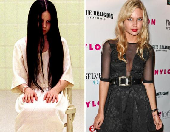 Daveigh Chase La senal The ring