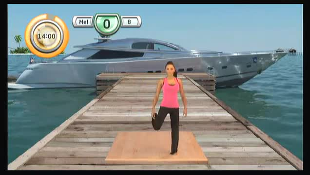 Get fit with mel b 1