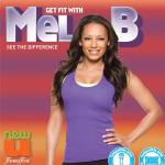 Get fit with Mel B, un buen juego para adelgazar y perder peso