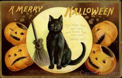 Ilustraciones antiguas Halloween 08
