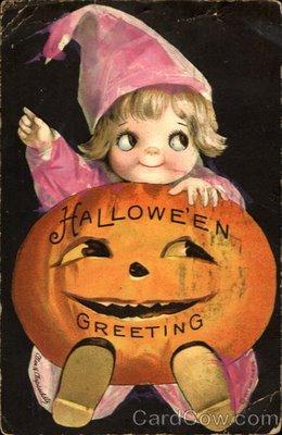 Ilustraciones antiguas Halloween 10
