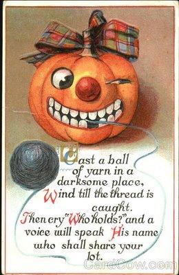 Ilustraciones antiguas Halloween 15