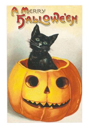 Ilustraciones antiguas Halloween 50