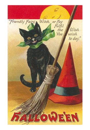 Ilustraciones antiguas Halloween 51
