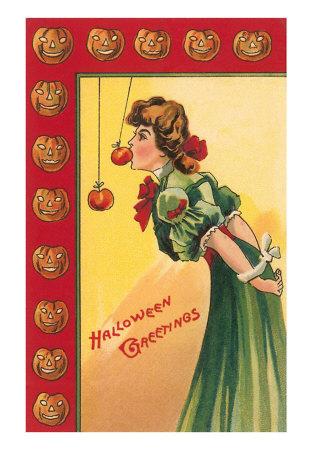 Ilustraciones antiguas Halloween 52