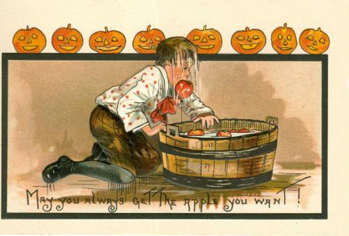 Ilustraciones retro Halloween 05