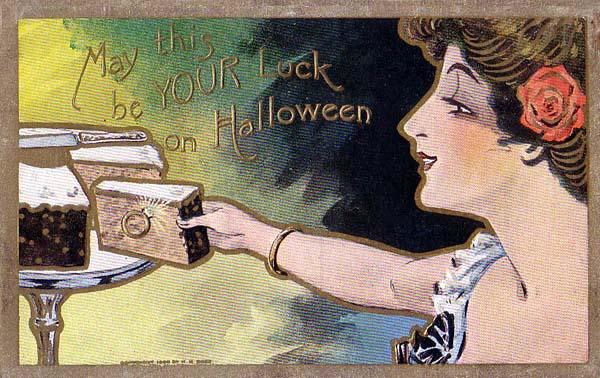 Ilustraciones retro Halloween 22