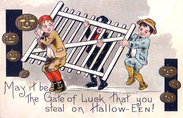 Ilustraciones retro Halloween 42