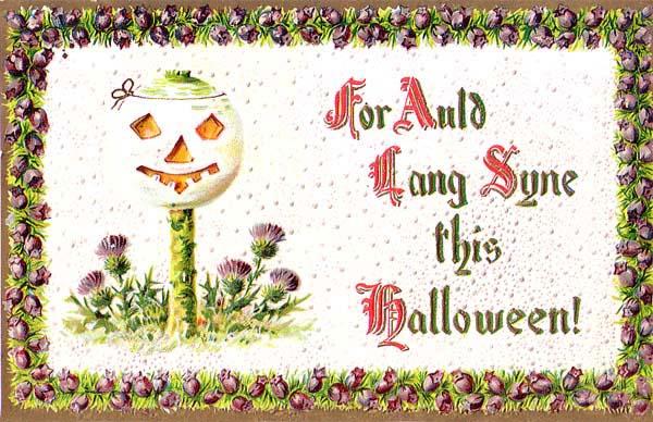 Ilustraciones retro Halloween 48