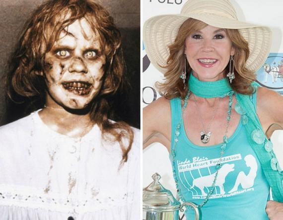 Linda Blair exorcista