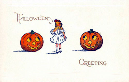 Postales retro Halloween 08
