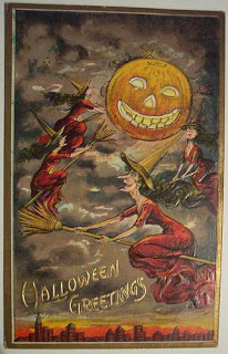 Postales retro Halloween 52