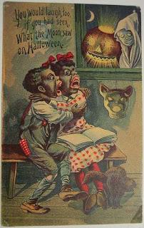 Postales retro Halloween 53