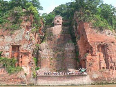 buda leshan china estatua mas grande