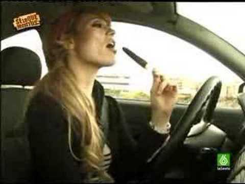 cantando coche