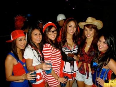 chicas disfrazadas halloween 01