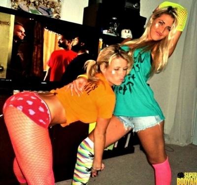 chicas disfrazadas halloween 19