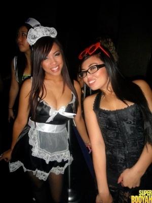 chicas disfrazadas halloween 22
