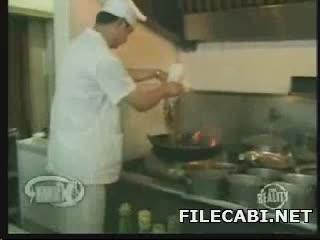 cocina peces vivos china