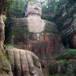El Gran Buda de Leshan, en China